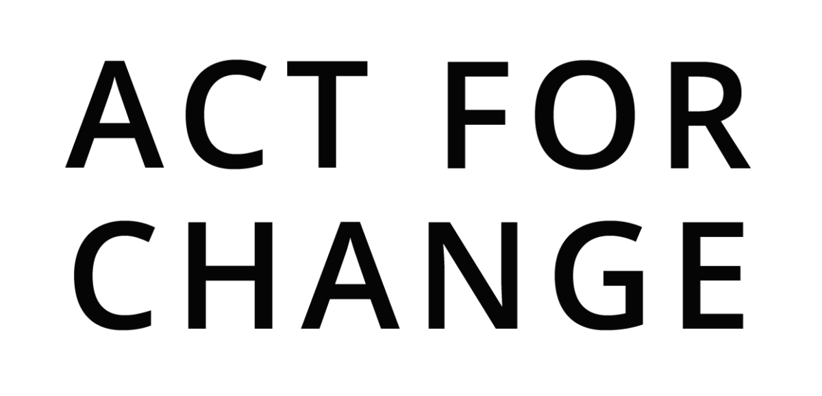 Act For Change logo