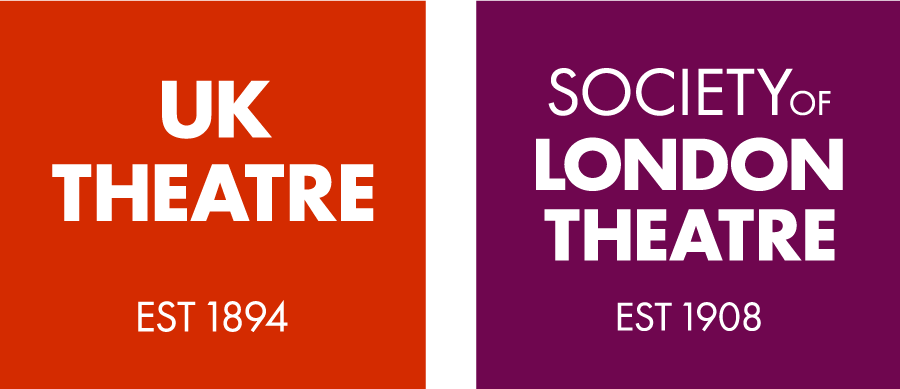 UK Theatre and Society of London Theatre logos